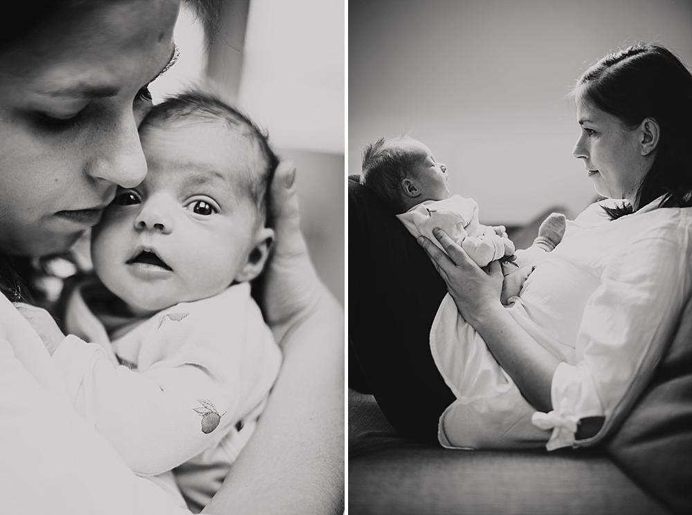 Babybauch- & Newbornshooting